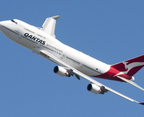 Janellis Australia - Qantas Resilience Case Study