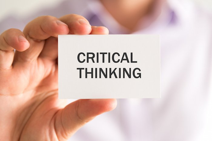 critical thinkings