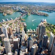 Sydney and North Sydney CBD