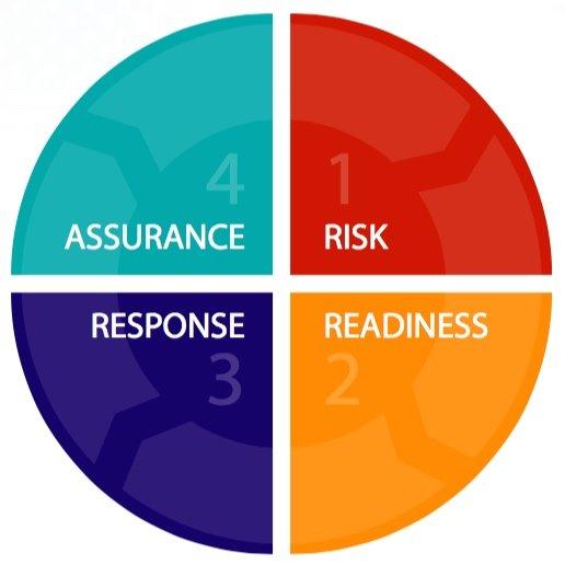 Janellis Business Resilience Framework - assurance risk response readiness